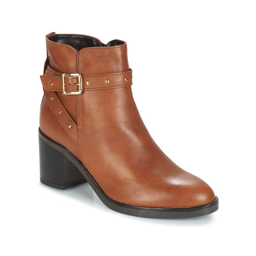 Chaussures Femme Bottines André FRENCHY Marron