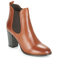 Chaussures Femme Bottines André CLAFOUTI Marron