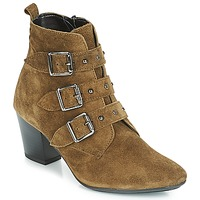 Chaussures Femme Bottines André TRACY Kaki