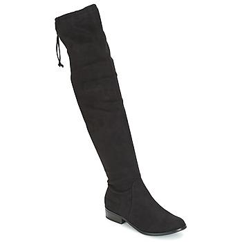 Chaussures Femme Bottes ville André MARGOT Noir
