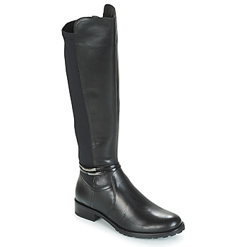 Chaussures Femme Bottes ville André CALECARA Noir