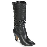 Chaussures Femme Bottes ville André FRIENDLY Noir