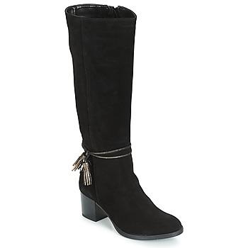 Chaussures Femme Bottes ville André TEENAGER Noir