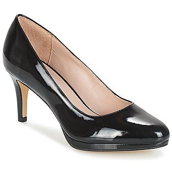 Chaussures Femme Escarpins André CRYSTAL Noir