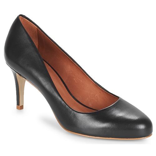 Noir Femme André Chaussures Flavie Escarpins ED2Web9YHI