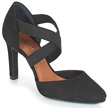 Chaussures Femme Escarpins André FIONA Noir