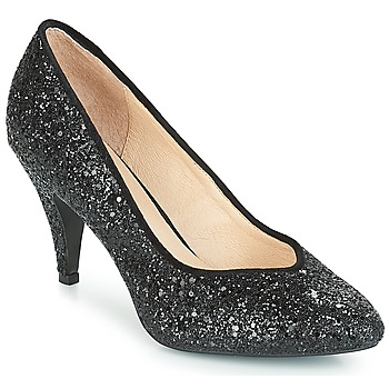 Chaussures Femme Escarpins André ANGELIE Noir