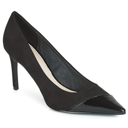 Femme Escarpins Noir Fard André Chaussures nwPNOk08X