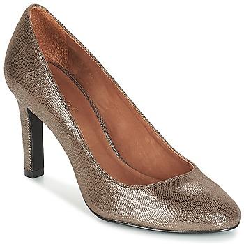 5e6a5b80036 Chaussures Femme Escarpins André FARWELL Doré