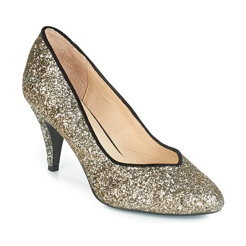 Chaussures Angelie Doré Femme Escarpins André vmyON08nw