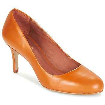 Chaussures Femme Escarpins André FLAVIE Marron / Orange