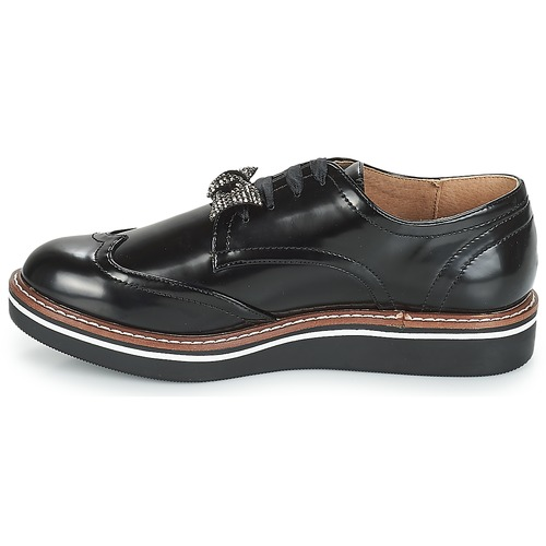 Taxiway Noir Femme Derbies André Taxiway André Derbies 0mvNw8nO