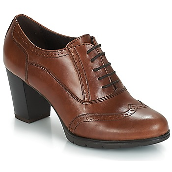 Chaussures Femme Derbies André CAPITAINE Marron