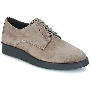 Chaussures Femme Derbies André TONNER Beige