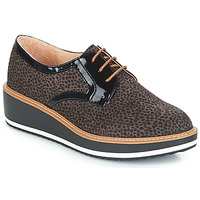 Chaussures Femme Derbies André CHICAGO Marron