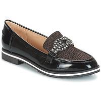 Chaussures Femme Mocassins André AMETHYSTE Noir