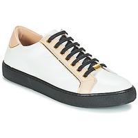 Chaussures Femme Baskets basses André BERKELITA Blanc