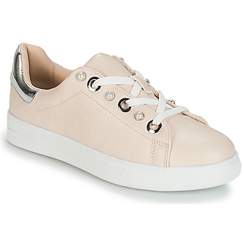 Chaussures Femme Baskets basses André TIMORE Beige