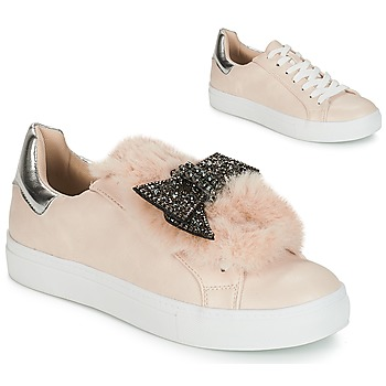 Chaussures Femme Baskets basses André TELAMONE Beige