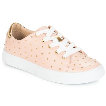 Chaussures Femme Baskets basses André ARDY Rose