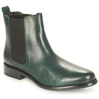 Chaussures Femme Boots André CARAMEL Vert