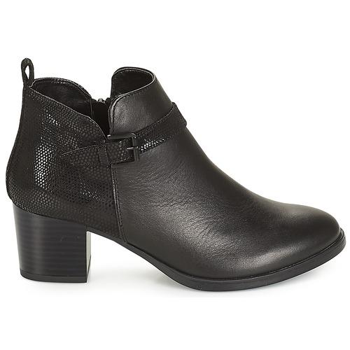 3 Patty Noir André Femme Bottines Chaussures IHY2EDeW9