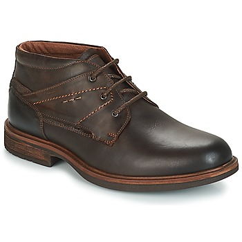 Chaussures Homme Boots André TYROL Marron