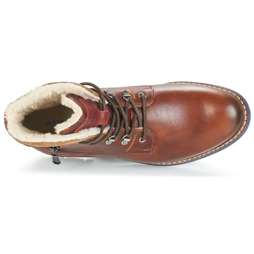 Chaussures Guinee Marron André Homme Boots 0wONyvm8nP
