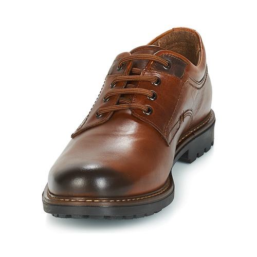 Homme Boulon Derbies Chaussures Marron André qGMpUzVS