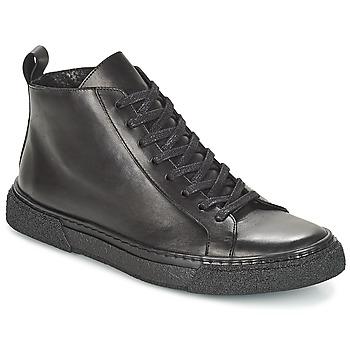 Chaussures Homme Baskets montantes André RADAR Noir