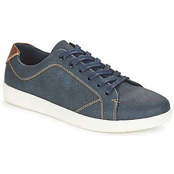 Chaussures Homme Baskets basses André TANGON Marine