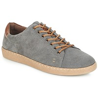 Chaussures Homme Baskets basses André LENNO Gris