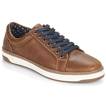 Chaussures Homme Baskets basses André NIELD Marron