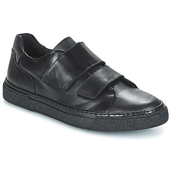 Chaussures Homme Baskets basses André STREAM Noir