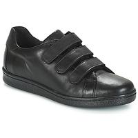 Chaussures Homme Baskets basses André AVENUE Noir