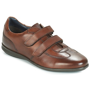 Chaussures Homme Baskets basses André FACILE Marron