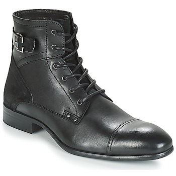 Chaussures Homme Boots André PHILIPPE Noir
