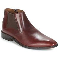 Chaussures Homme Boots André FLORIAN Marron