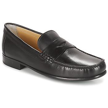 Chaussures Homme Mocassins André BUREAU Noir