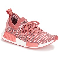 best website 956fe 1d1f9 Chaussures Femme Baskets basses adidas Originals NMD R1 STLT PK W Rose