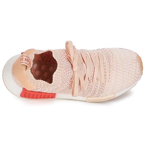 W Blanc Nmd Baskets Adidas Pk Stlt Originals Basses Chaussures R1 wYSxX1Zq