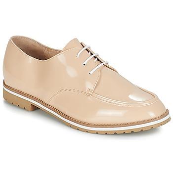 Chaussures Femme Derbies André CHARLELIE Beige