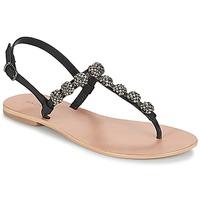 Chaussures Femme Sandales et Nu-pieds André LAHORI Noir