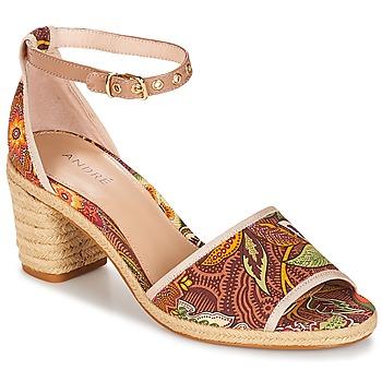 1126dc707 Chaussures Femme multicolor - Livraison Gratuite | Spartoo !