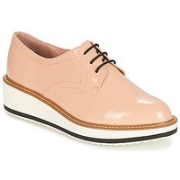 Chaussures Femme Derbies André CHICAGO Beige
