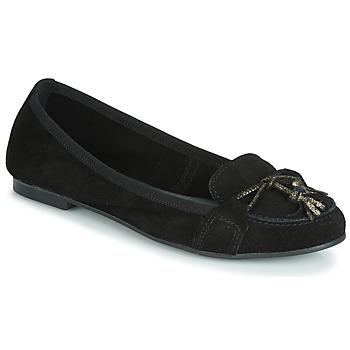 Chaussures Femme Mocassins André COQUETTE Noir