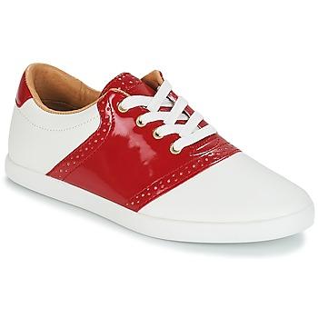 c52315916d7cbd Chaussures Femme Baskets basses André LIZZIE Rouge. Enregistrer. Soldes