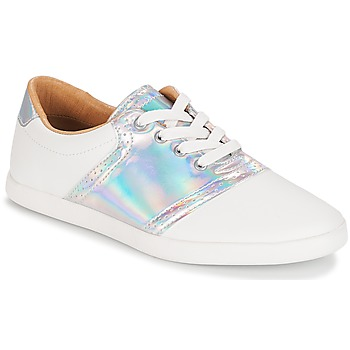 51fdb2867ffc0 Chaussures Femme Baskets basses André LIZZIE Blanc