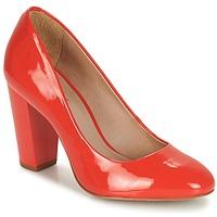 Chaussures Femme Escarpins André PIPELETTE Rouge