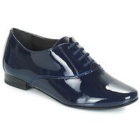 Chaussures Femme Derbies André POMPELLE 2 Bleu
